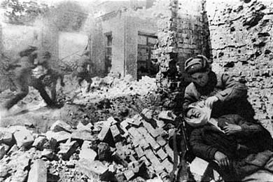 Batalla de Stalingrado 2