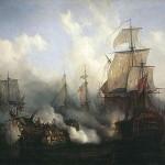 La batalla de Trafalgar: la hegemonía británica en el mar