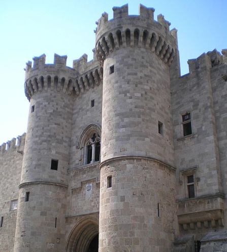 Castillo del Gran Maestre en Rodas