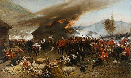 Defensa de Rorke's Drift