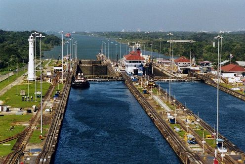 Esclusas del Canal de Panama