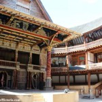 Globe Theatre, Shakespeare en Londres