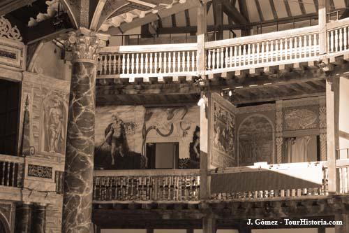Globe Theatre Londres 2