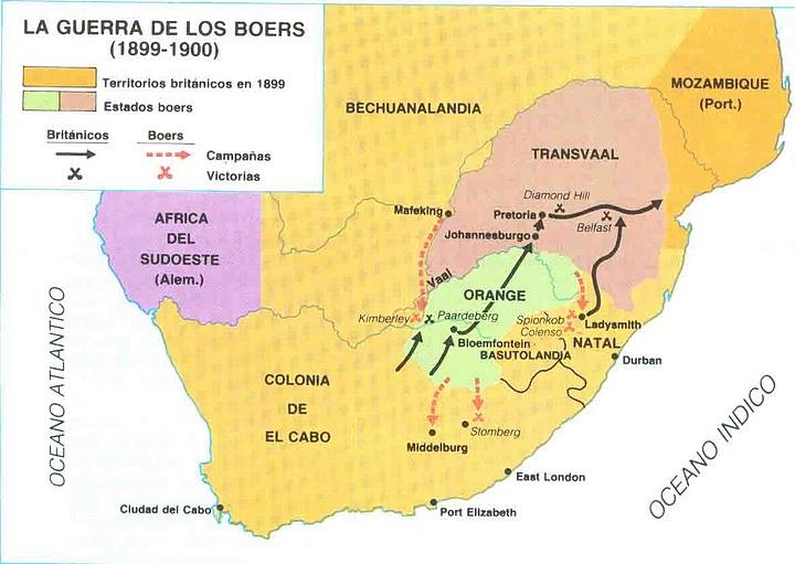Guerra de los Boers
