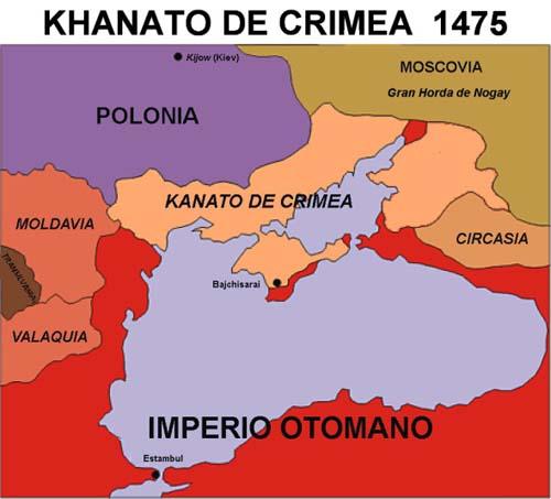 Kanato de Crimea