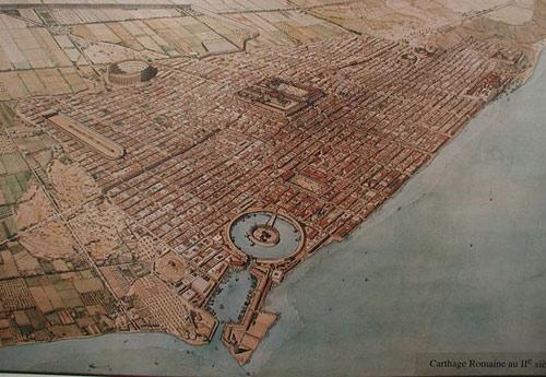 La Cartago romana