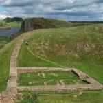 El muro de Adriano, historia romana en Britania