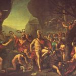 La batalla y el paso de las Termópilas
