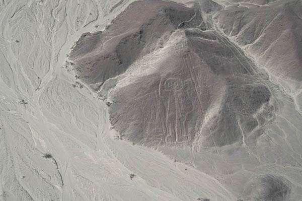 Líneas de Nazca - humano