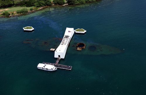 Memorial Pearl Harbour