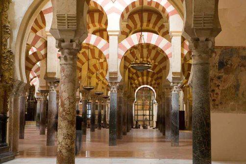 ICAR, mezquita de Córdoba