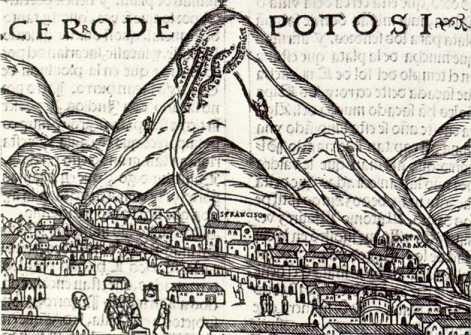 Minas de Potosi