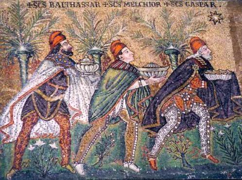 Mosaico de san Apolinar