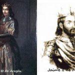 El enfrentamiento entre Pedro III y Jaime II