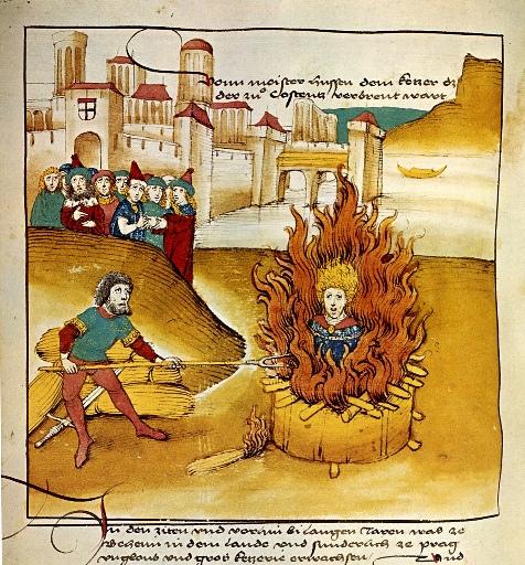 Persecucion de los cataros