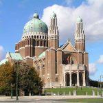 La Basilica de Koekelberg y la Línea Comet
