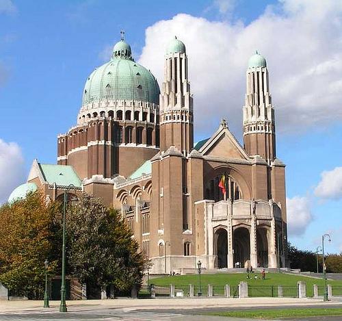 basilica-de-koekelberg-en-bruselas