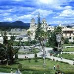 Cajamarca, donde fue capturado Atahualpa