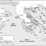 La guerra del Peloponeso: Atenas vs. Esparta