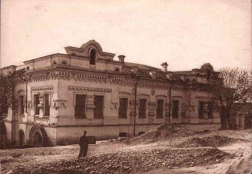 la casa Ipatiev