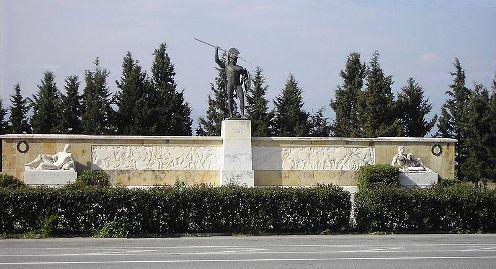 monumento a Leonidas